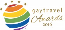 Gay Travel Awards 2016 logo