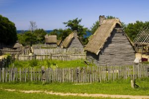 Plimoth Plantation history