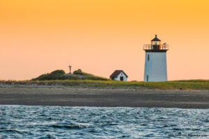 Take a Cape Cod lighthouse tour to see Long Point Light.