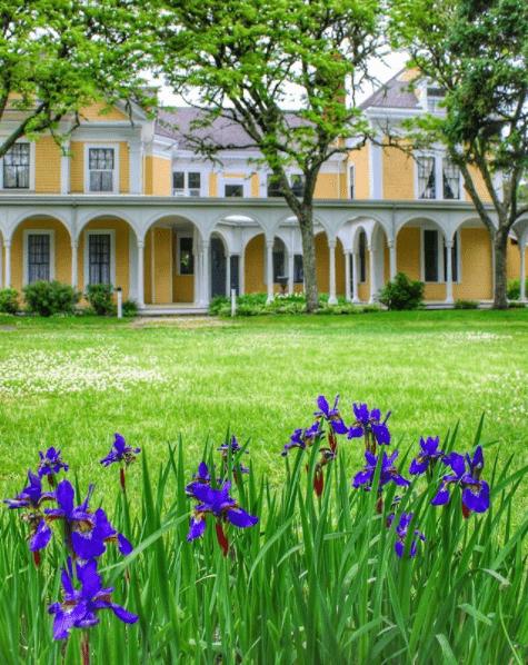 Crosby Mansion in Brewster Cape Cod