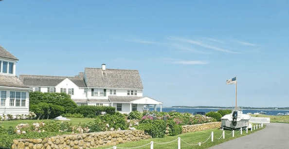 Kennedy Compound on Cape Cod - One of the Most Instagrammable Spots on Cape Cod