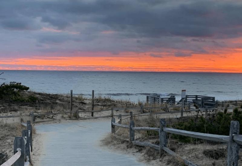 Cape Cod National Seashore - Cape Cod Rail Trail