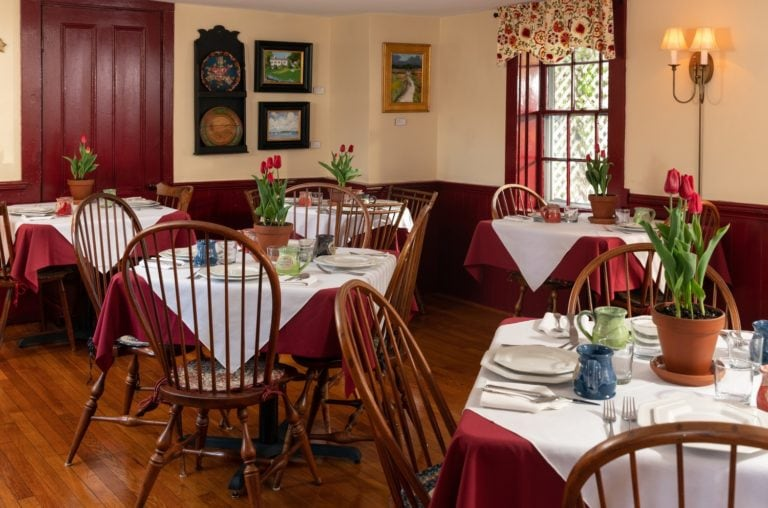 Common area Dining Photo and Video Gallery | Candleberry Inn