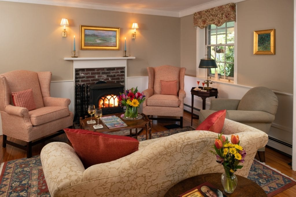 Common area Living room 19 Best Things to Do in Cape Cod in the Winter | Candleberry Inn