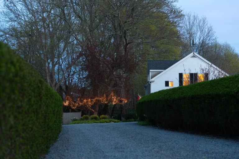 Exterior Twilight 1 Photo and Video Gallery | Candleberry Inn