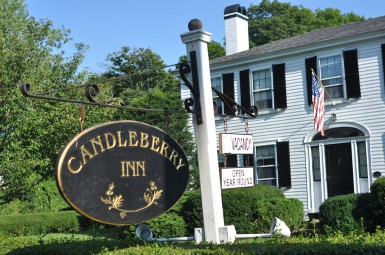 Exterior003 Photo and Video Gallery | Candleberry Inn