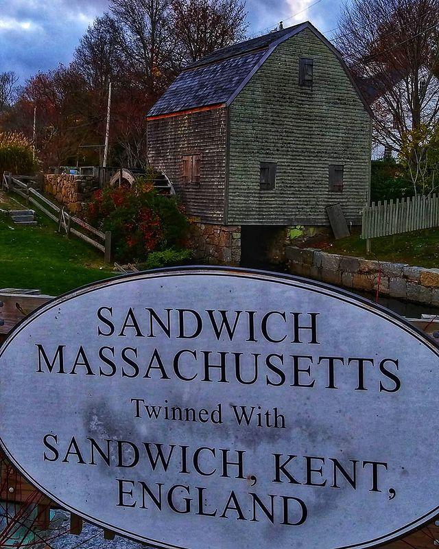 Sandwich - Dexter Grist Mill