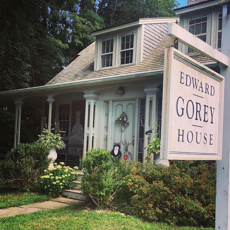Yarmouth - Edward Gorey House