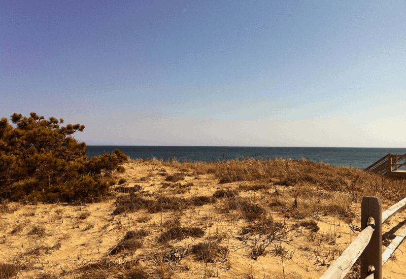 Cape Cod in the Fall