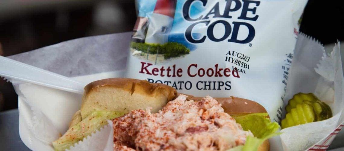 Cape Cod Potato Chip Factory Tour