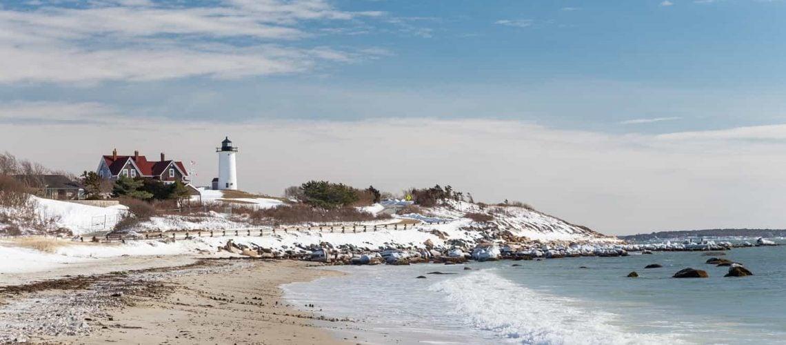 Cape Cod in January