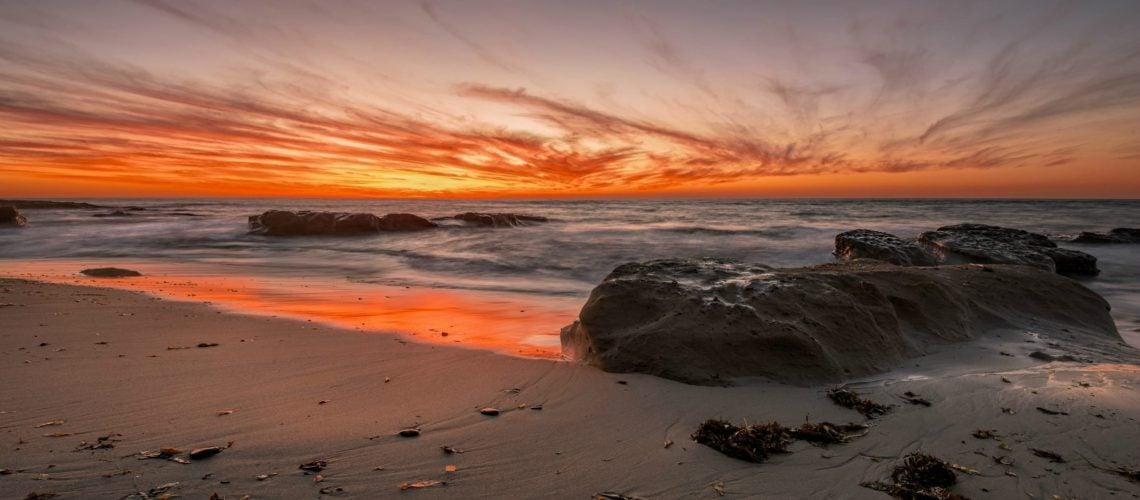 Saints Landing Beach