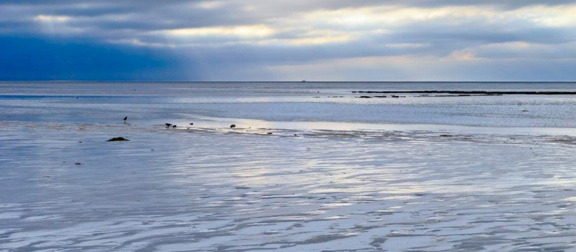 Breakwater Beach in Brewster