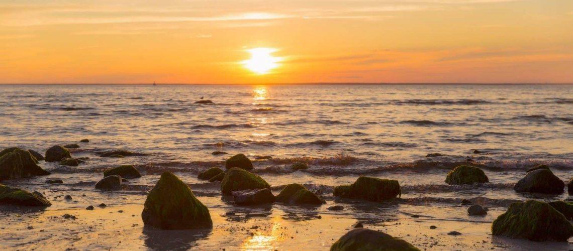 Point of Rocks Beach