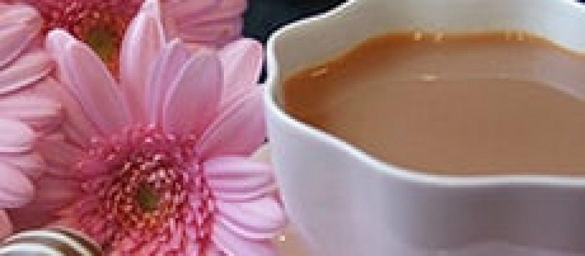 Tea at candleberry Inn